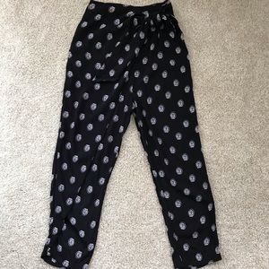 Urban Outfitters High Waisted Pant with tie